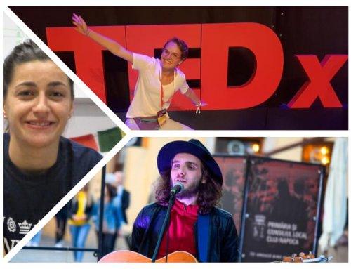 Cateva mesaje pentru cei care vor sa fie voluntari TEDxYouth Cluj 2019