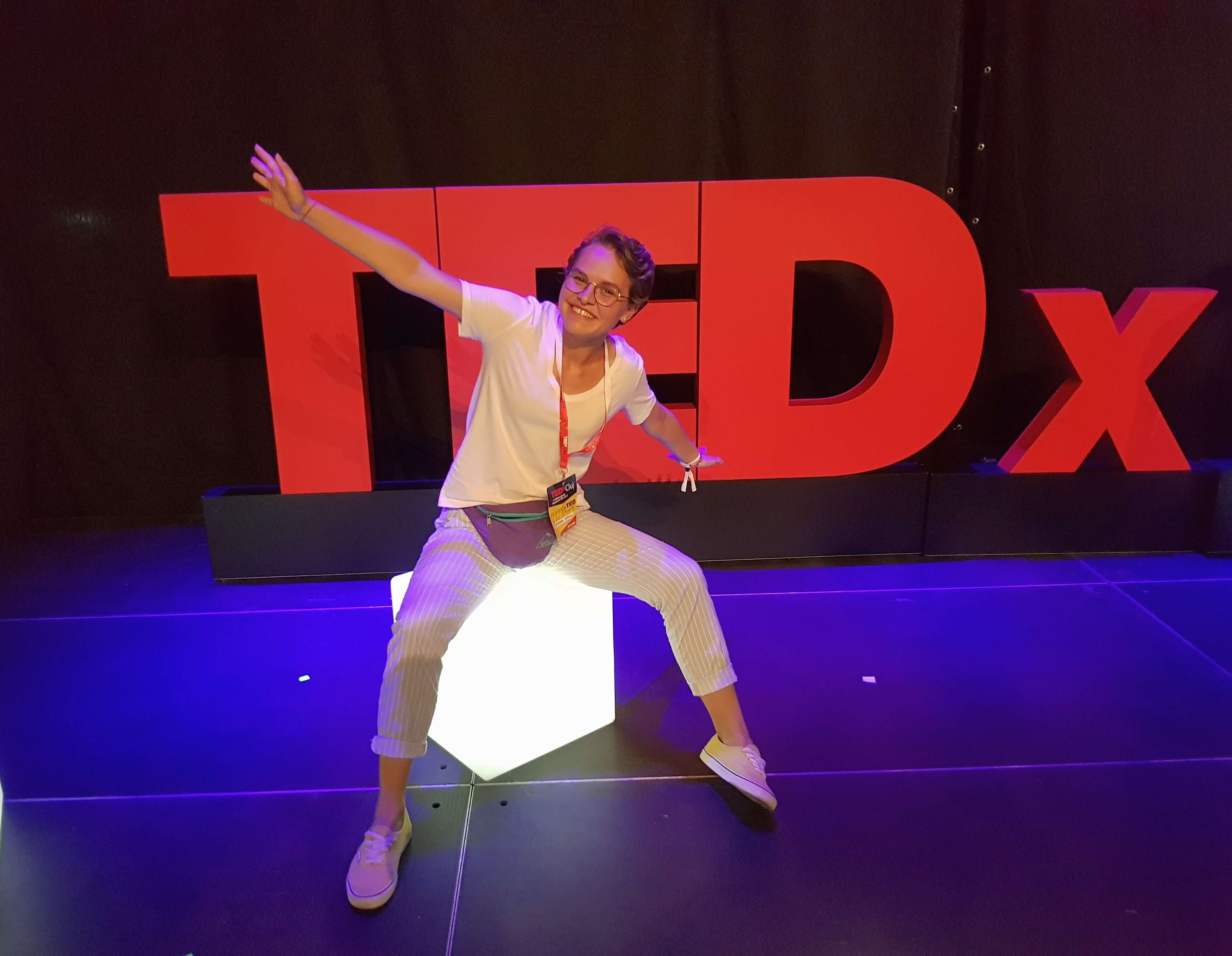 voluntari TEDxYouth Cluj - TEDxCluj 2019