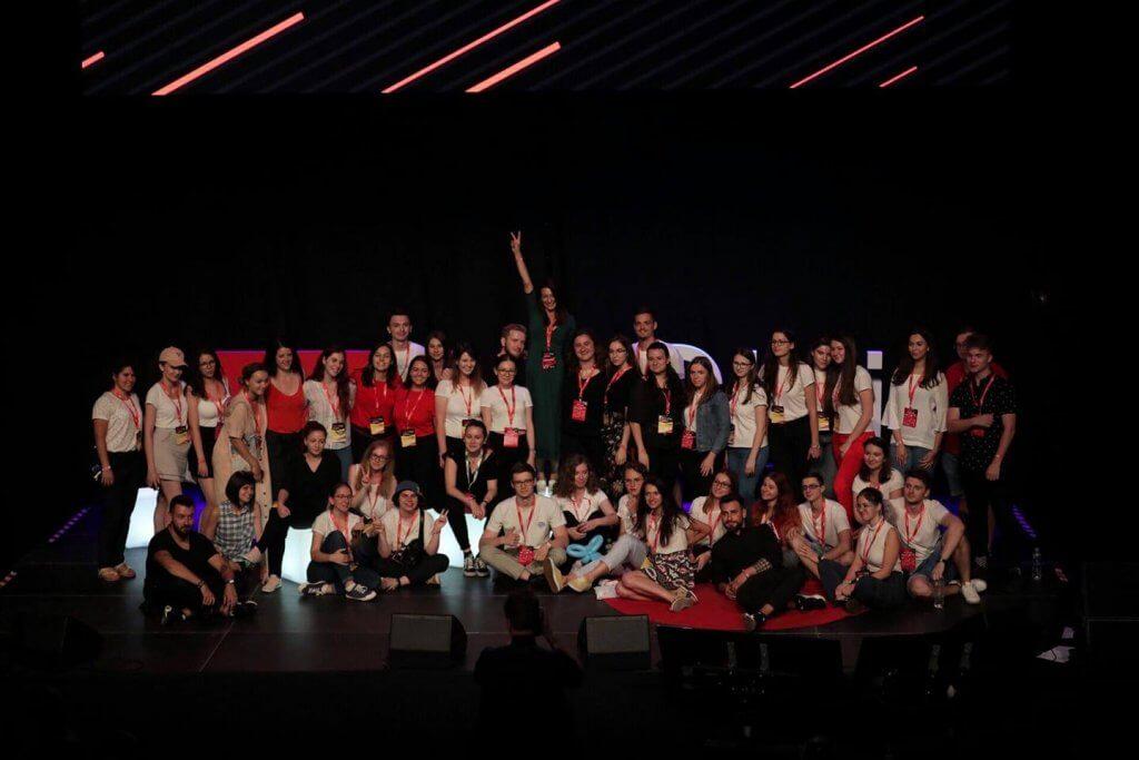 TEDxCluj Voluntari