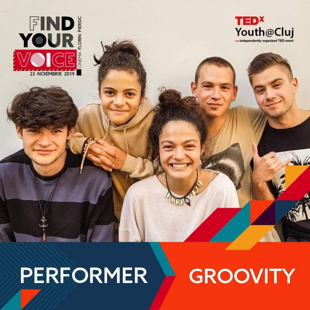 TedxYouth Performer - Groovity