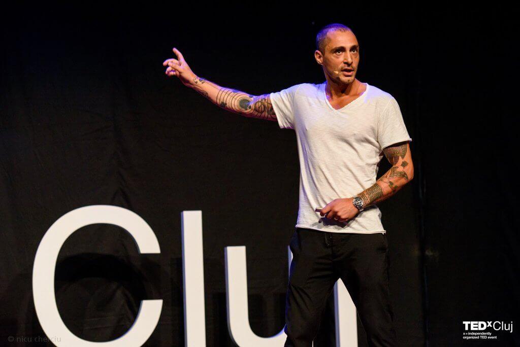 Vladimir Draghia TEDxCluj