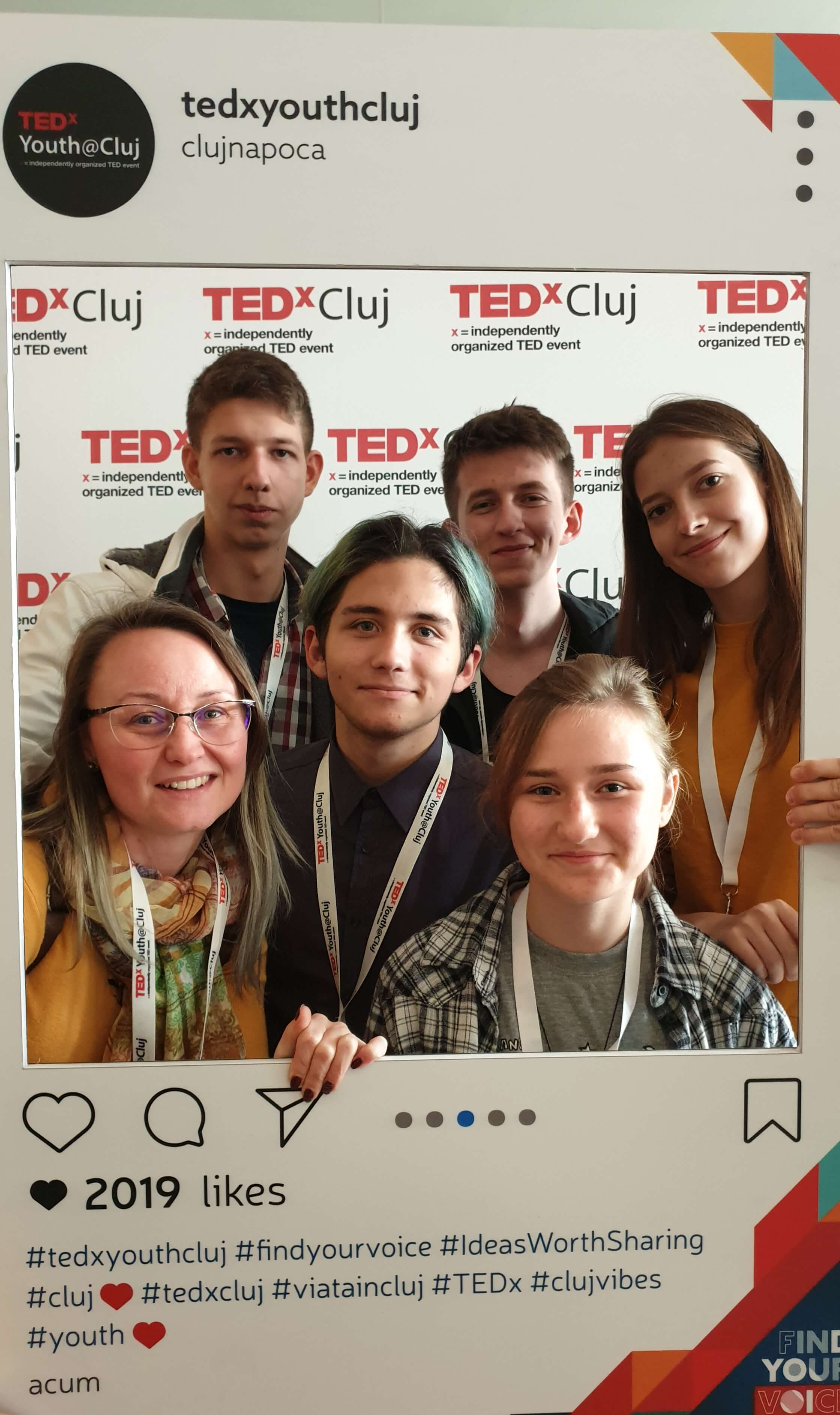 TEDxYouth@Cluj 2019
