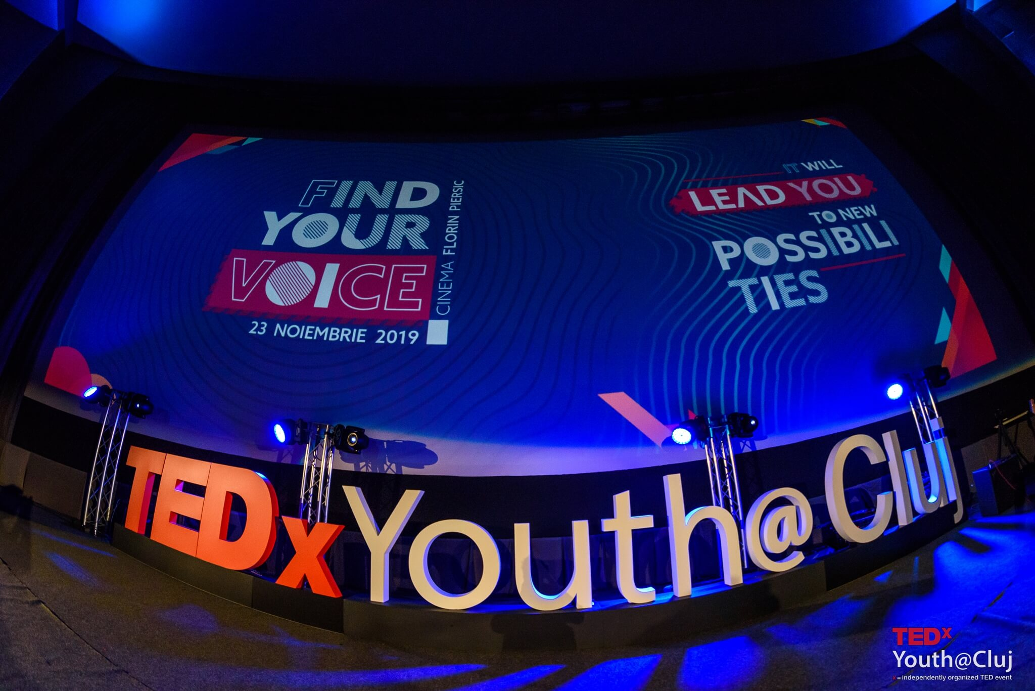 TEDx Youth Cluj 1